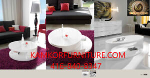 Coffee tables for Living room, Sofa sets, and End tables