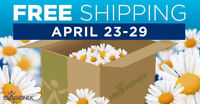 Isagenix - New Member Discounts! Free Shipping Apr 23 to 29!