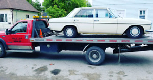 Winnipeg towing and roadside ASSISTANCE