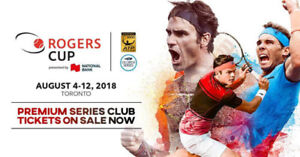 Rogers cup 2018 - Toronto men's semifinals tickets