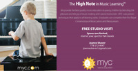MUSIC LESSONS - MUSIC FOR YOUNG CHILDREN
