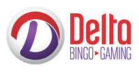 Delta Bingo Part Time Cleaning Position Available 27 hours/week
