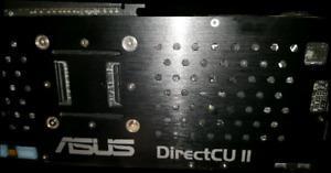 Asus DirectCU II Windforce GTX 780 3GB