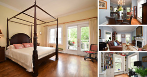 Jaw Dropping Historic Condo in Sandy Hill