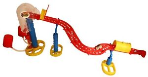 Mighty Beanz Track and beanz with carry case Peterborough Peterborough Area image 1