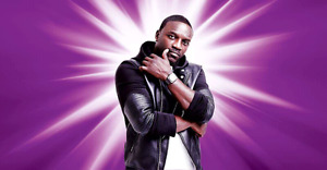 Akon live in halifax June 28th 19+ only
