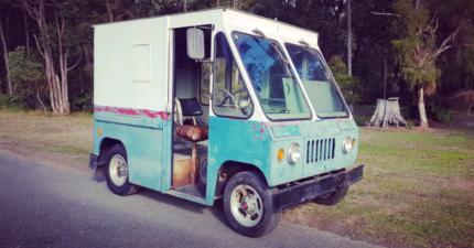 Promotional Van Food Van Shop Truck Jeep Newcastle Newcastle Area Preview