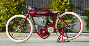 1912 Indian boardtrack racer single cylinder project