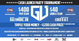 Gear Up Get Up Launch Party Tournament