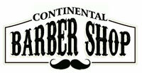 Come and Join the Happy Continental Barbering Family