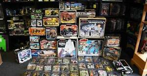 Wanted: wanted retro vintage starwars, Transformers, ghostbuster Holden Hill Tea Tree Gully Area Preview
