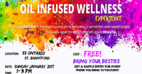 The Oil Infused Wellness Experience Hosted By Mandy Samwell