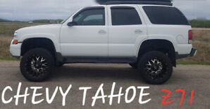 Chevy Tahoe Z71 GFX Edition