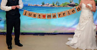 Banner- Just Married