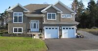 MULTI-LEVEL, 10 FT. CEILINGS, CUSTOM KITCHEN IN QUISPAMSIS
