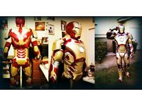 Iron Man Suit Costume: Do It Yourself Guide