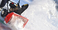 SNOW REMOVAL STARTING AS LOW AS $20 - FREE QUOTES!