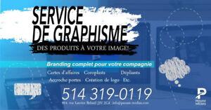 Beloeil  514-319-0119  Service d'infographie