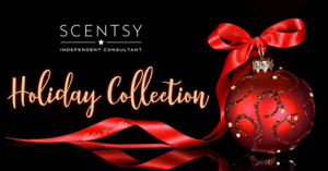Christmas Shop Scentsy Style!