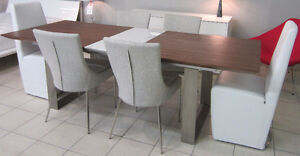 CHAISES SALLE A MANGER / DINING CHAIRS West Island Greater Montréal image 2