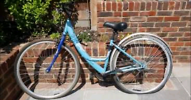 Womens apollo bike