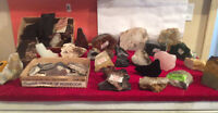 Various rocks & minerals for sale