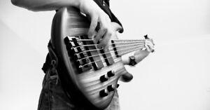 Hard Rock Bassist wanted