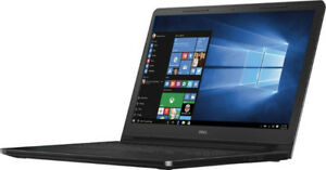 Ordinateur portable DELL Inspiron i3558 - Intel Core i3 4GB