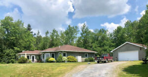 New Listing Sweet 3 bdrm bungalow with 2 car garage in Passekeag
