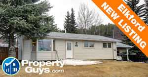 ELKFORD - Home For Sale
