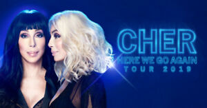 See Cher on her FINAL TOUR in Las Vegas.