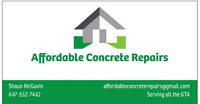 Concrete and Waterproofing