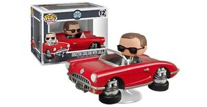 Marvel Agents of S.H.I.E.L.D. Pop Rides! Lola & Director Coulson