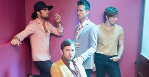 Tickets to see Kings of Leon at the Budweiser Stage