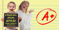 Give Your Kids An Unfair Advantage.. See How With 2 FREE Classes