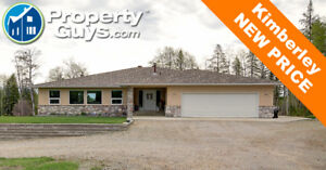 Kimberley - Home & Acreage for Sale