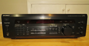 Sony 100 W/Ch 5.1 Receiver Surround Sound System/Tower Speakers.