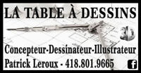 DESSINATEUR - CONCEPTEUR - PLAN D'AFFAIRE - DOCUMENTS TECHNIQUES