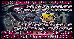 A Night of Rock at Honest Lawyer