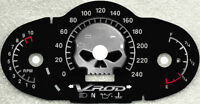 Custom dash for VRod - Night Rod and Vrod Muscle