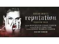 Taylor Swift concert tickets