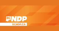Volunteer With NDP to Build a Better BC