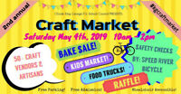 King George P.S. Craft Market