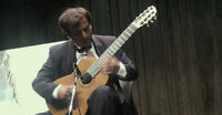 Classical Guitarist for Weddings and Special Events