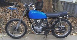 (SOLD: pending pick up) 1975 CB360T with ownership.