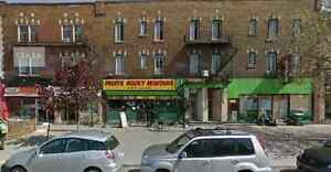 Retail Property for Lease on Sherbrooke Street (5,500 sq.ft.)