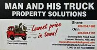 MAN AND HIS TRUCK - Property Solutions