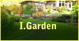 Gardening, Decking, jet washing, Paving, Garden Furniture, Maintenance