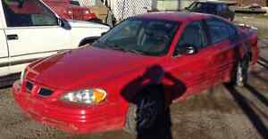2001 Pontiac Grand Am Other