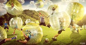 Bubble Balls, Bubble Soccer